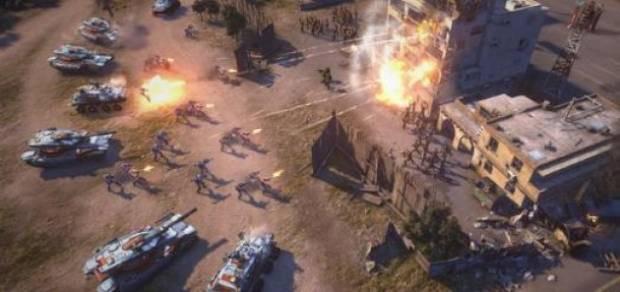İşte Command&Conquer Generals'den yeni fotoğraflar - Page 3