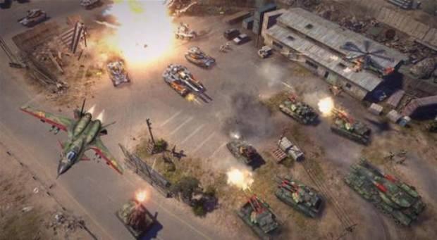 İşte Command&Conquer Generals'den yeni fotoğraflar - Page 4