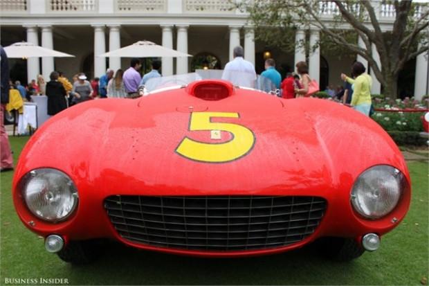 İşte daha önce hiç görmediğiniz  Ferrari'ler - Page 1