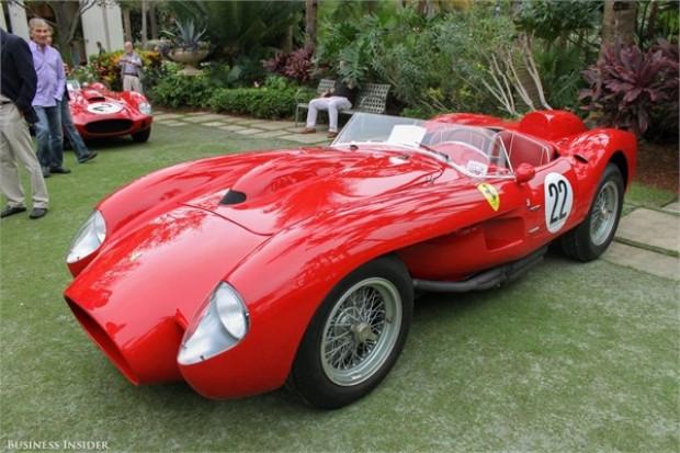 İşte daha önce hiç görmediğiniz  Ferrari'ler - Page 2