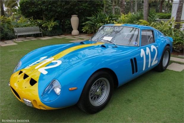 İşte daha önce hiç görmediğiniz  Ferrari'ler - Page 4