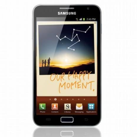 İşte dev ekranlı akıllı telefonlar! - Page 1