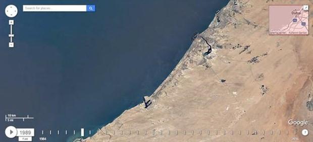 Dubai'nin geçirdiği değişimi Google tespit etti! - Page 4
