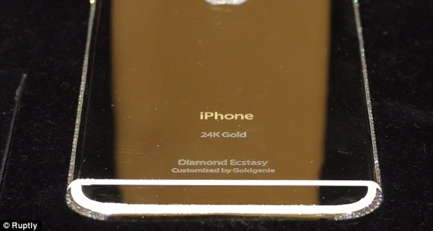 İşte dünyadaki en pahalı iPhone! - Page 1
