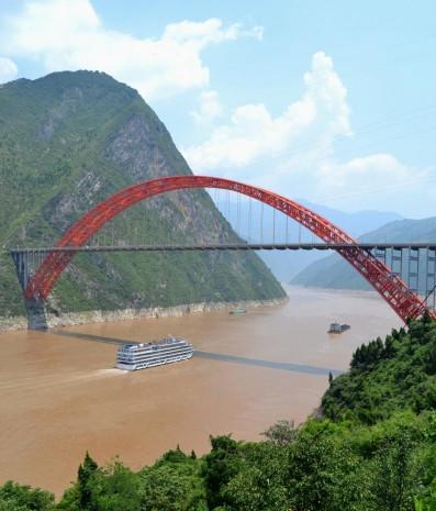 İşte dünyanın çeşitli ülkelerinde bulunan en etkileyici köprüler - Page 1