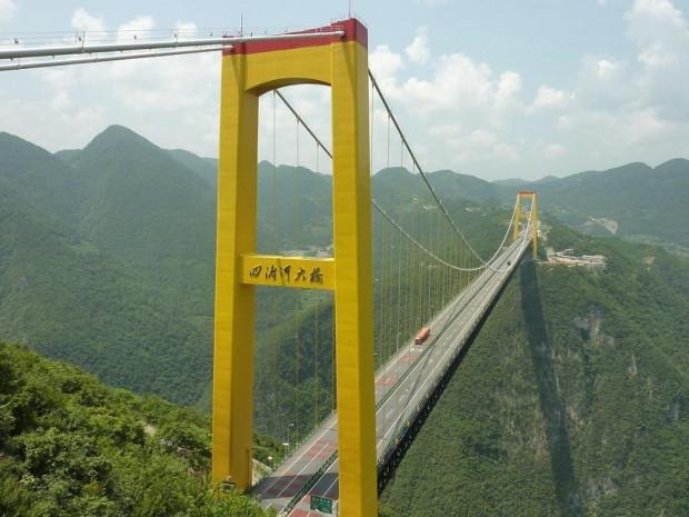 İşte dünyanın çeşitli ülkelerinde bulunan en etkileyici köprüler - Page 2