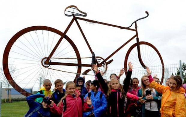 İşte dünyanın en büyük bisikleti - Page 4