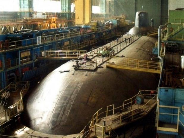 İşte dünyanın en büyük denizaltısı! - Page 1