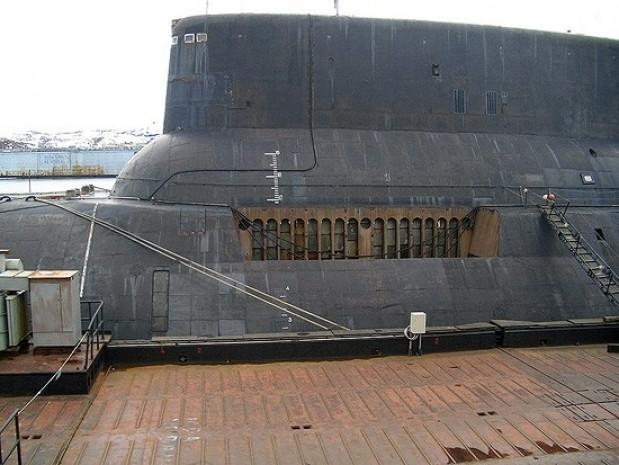 İşte dünyanın en büyük denizaltısı! - Page 3