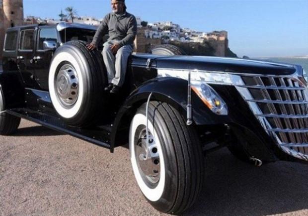 İşte dünyanın en büyük otomobilleri - Page 4