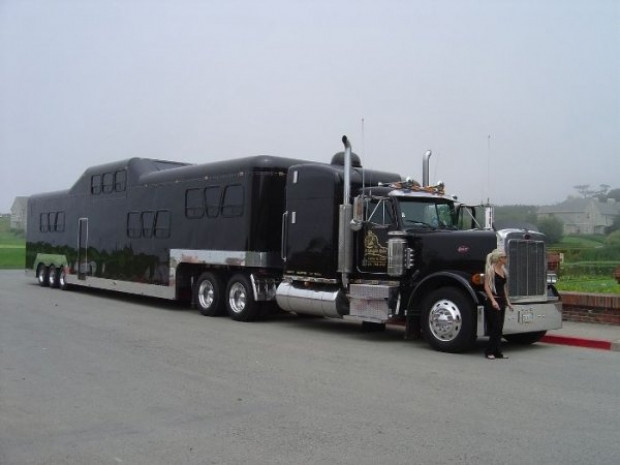 İşte dünyanın en geniş limuzini Midnight Rider - Page 4