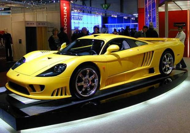 İşte dünyanın en hızlı arabaları! - Page 1