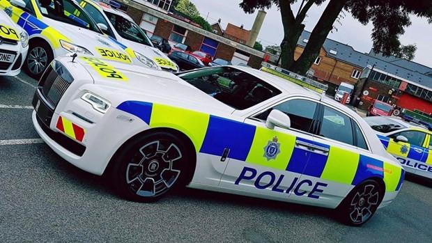 İşte dünyanın en hızlı polis otomobilleri - Page 1