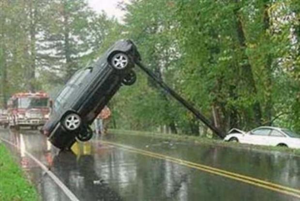 İşte dünyanın en ilginç kazaları - Page 4
