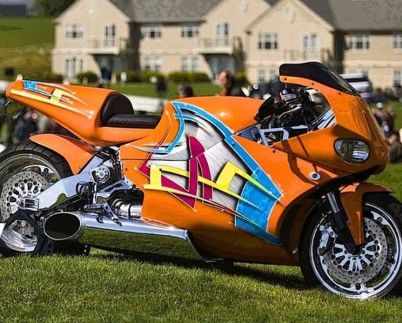 İşte dünyanın en pahalı motosikletleri - Page 4