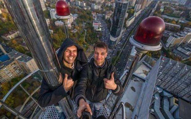 İşte dünyanın en tehlikeli selfie anları - Page 1