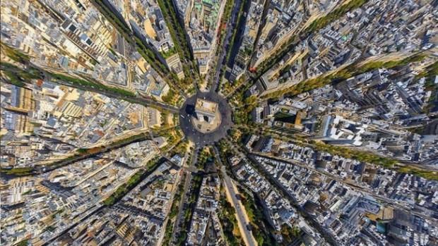 İşte dünyanın en ünlü yer arasında gösterilen mekanlarının çevreleri - Page 1