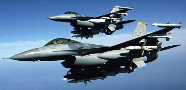 İşte dünyanın en yaygın ikinci savaş uçağı F-16'nın özellikleri! - Page 3