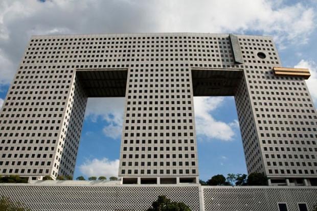 İşte Dünyanın en zevksiz binaları - Page 2