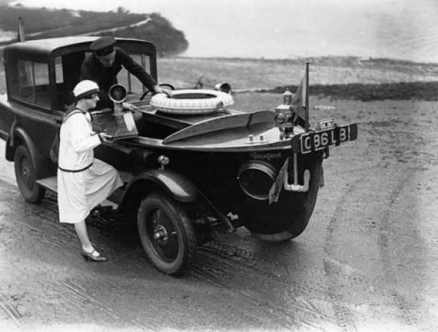 İşte dünyanın ilk otomobilleri - Page 1