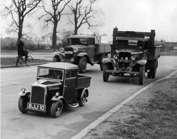 İşte dünyanın ilk otomobilleri - Page 4