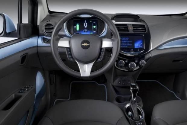İşte  Elektrik Motorlu 2014 Chevrolet Spark EV - Page 1