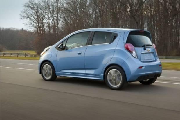 İşte  Elektrik Motorlu 2014 Chevrolet Spark EV - Page 3