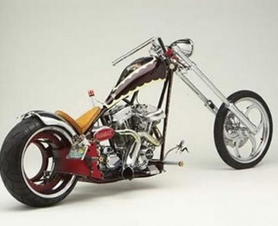 İşte en pahalı ve şık 10 motosiklet - Page 4