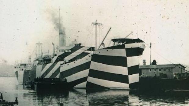 İşte en şaşırtıcı kamuflaj gemi örnekleri - Page 2