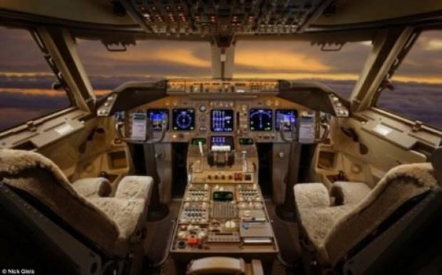 İşte en zenginlerin uçakları - Page 1