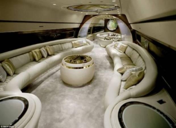 İşte en zenginlerin uçakları - Page 3