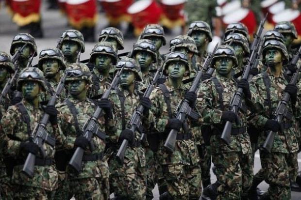 İşte endekslere göre ordusu en güçlü ülkeler - Page 2