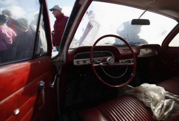 İşte eski model arabalar - Page 3