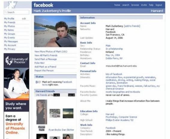 İşte Facebook'un değişim hikayesi - Page 1