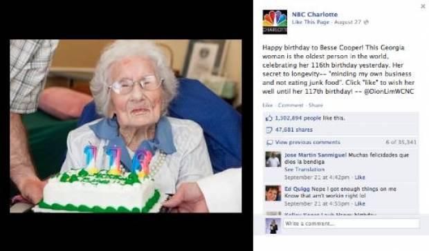 İşte Facebook'un en beğenilen resimleri! - Page 1