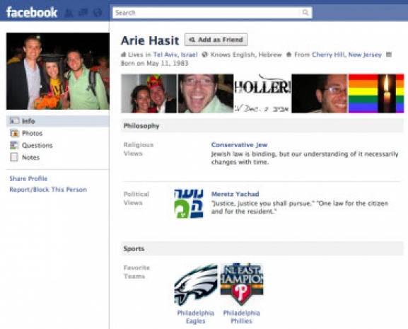 İşte facebook'un ilk profilleri - Page 1