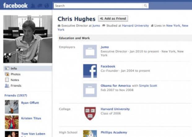 İşte facebook'un ilk profilleri - Page 2
