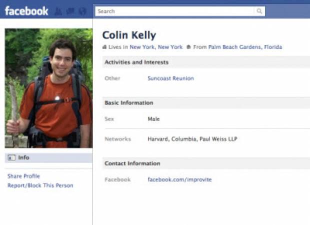 İşte facebook'un ilk profilleri - Page 4