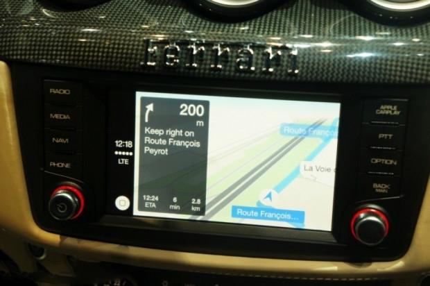 İşte Ferrari FF'te Apple Carplay görüntüleri - Page 2
