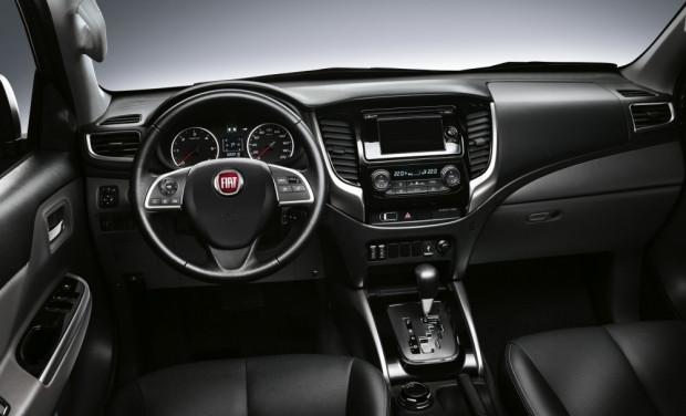 İşte Fiat'ın yeni pikap modeli Fullback - Page 1