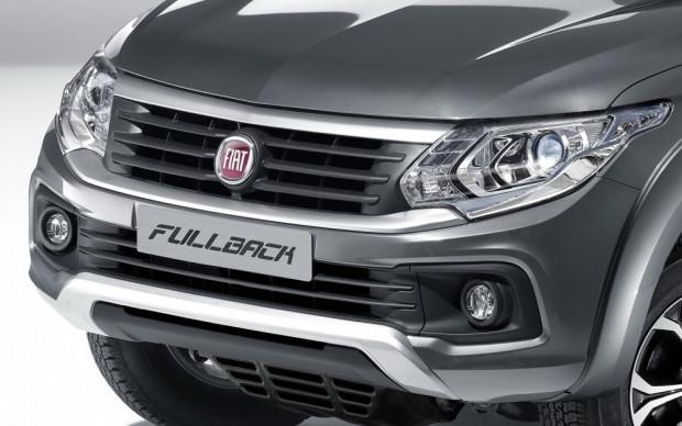 İşte Fiat'ın yeni pikap modeli Fullback - Page 2