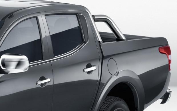 İşte Fiat'ın yeni pikap modeli Fullback - Page 4