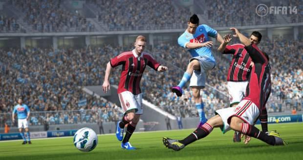 İşte FIFA 14 ün ilk ekran görüntüleri - Page 1