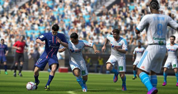 İşte FIFA 14 ün ilk ekran görüntüleri - Page 2