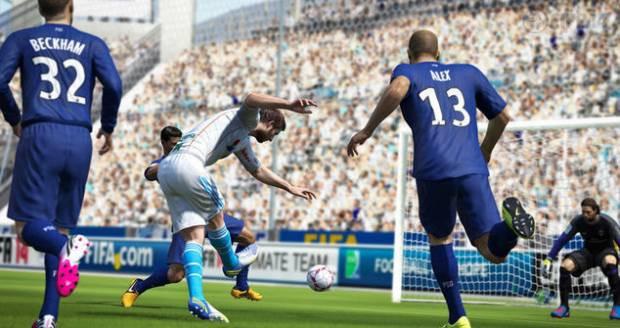 İşte FIFA 14 ün ilk ekran görüntüleri - Page 3