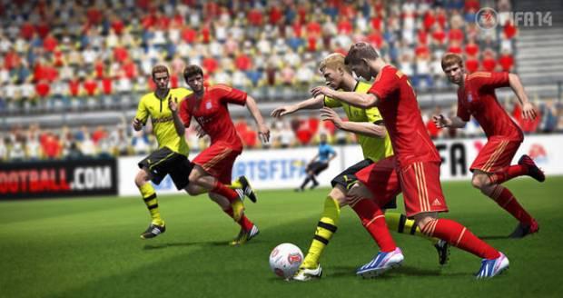 İşte FIFA 14 ün ilk ekran görüntüleri - Page 4