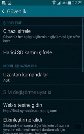 İşte Galaxy S5'in hiç bilinmeyen özellikleri! - Page 3