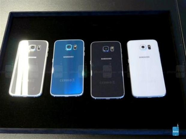 İşte Galaxy S6'nın tüm özellikleri - Page 2