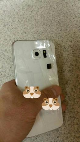 İşte Galaxy S6'ya ait ilk gerçek görüntüler! - Page 1