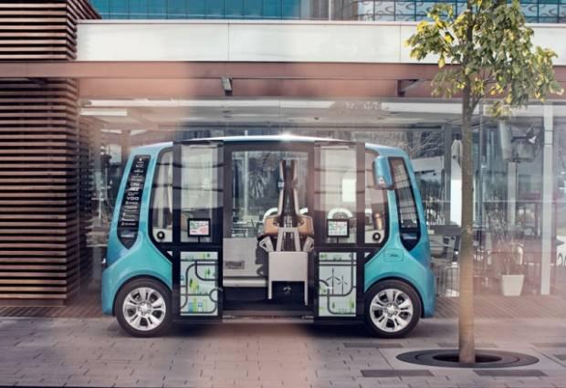 İşte geleceğin minibüsleri - Page 2